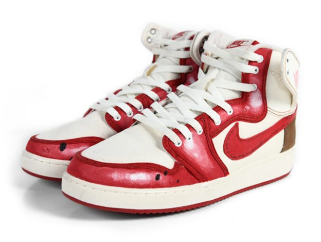 akalazy lazything ajko jordan custom sneaker