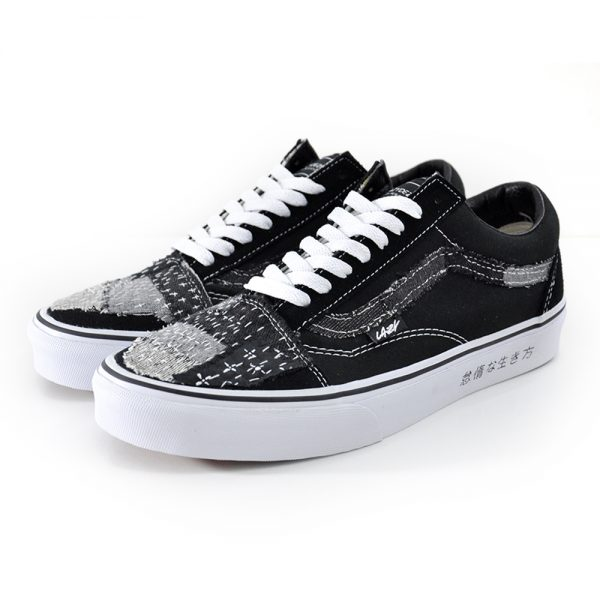 akalazy Lazything Vans Old Skool Custom Sneaker