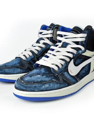 Lazy-Off Air Jordan 1