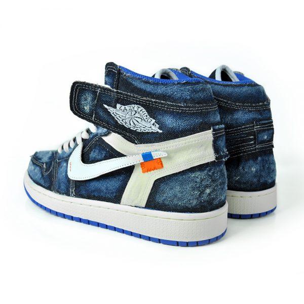 akalazy lazything custom sneaker jordan