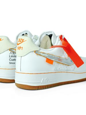 Lazy-Off Air Force 1